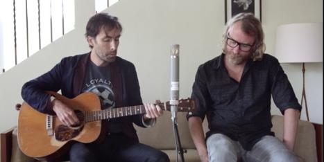 Andrew Bird and Matt Berninger from The National team up to cover The Velvet Underground