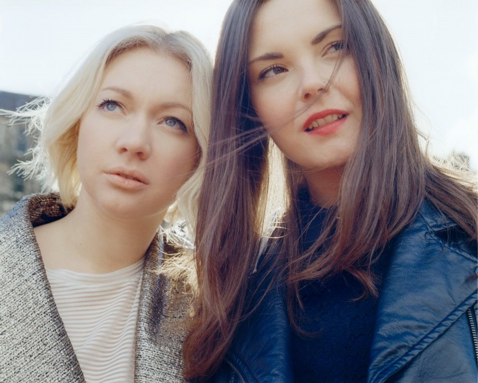 """Honeyblood Premiere """"Sea Hearts"""" Video. Their US Tour Kicks Off October 24th in Baltimore, MD."""