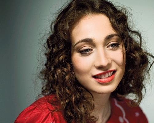 """Regina Spektor releases video for """"Small Bills"""". The album is off her full-length 'Remember Us To Life'."""