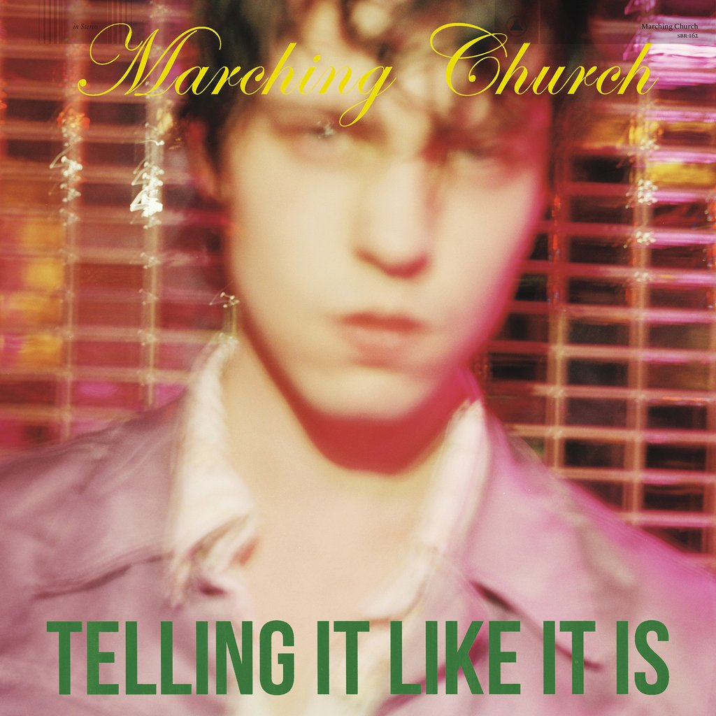 'Telling It Like It Is' by Marching Church, album review by Josh Gabert-Doyon.