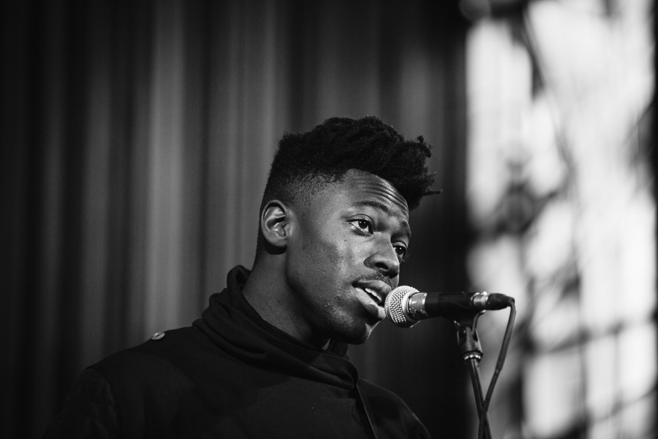 """Lonely World"" by Moses Sumney is Northern Transmissions' 'Song Of The Day',"