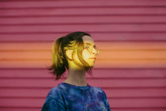 "Stef Chura streams new single ""You""."