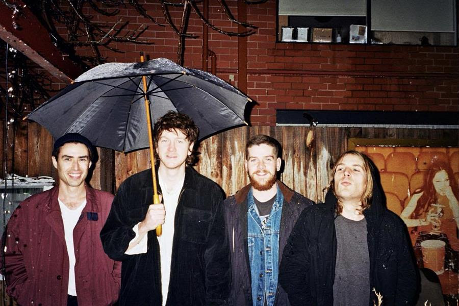 Australian band Redspencer announces album 'perks'