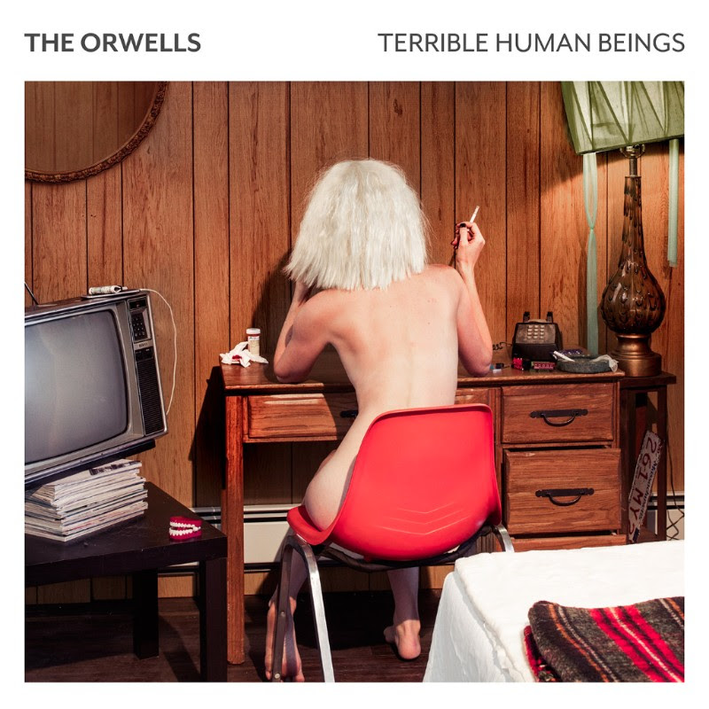 The Orwells have announced their new album 'Terrible Human Beings',