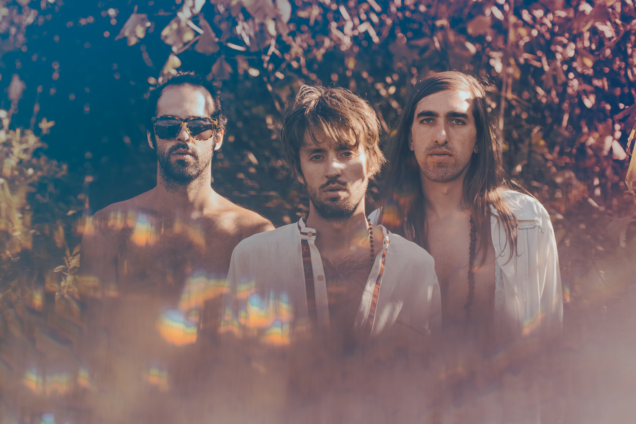 "Crystal Fighters stream new single ""Lay Low"""
