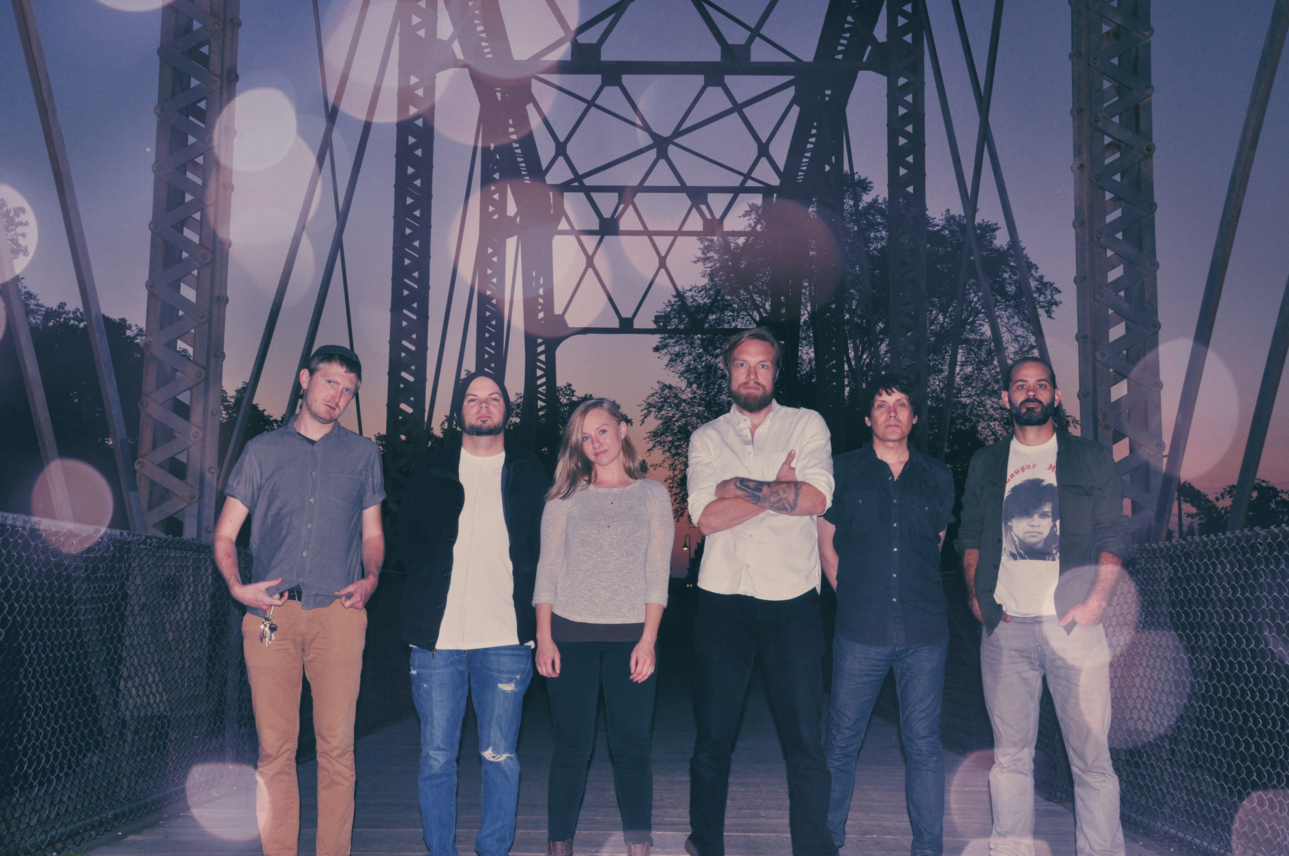 Communist Daughter stream forthcoming release 'Cracks That Built The Wall'.