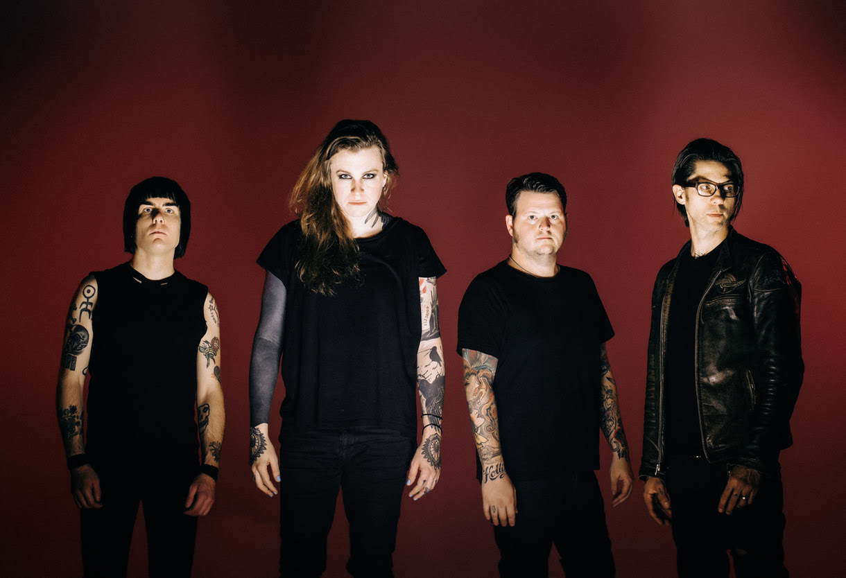 Against Me! announce spring 2017 tour in support of Green Day, new album 'Shape Shift With Me' out now on Total Treble