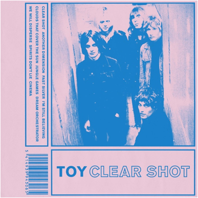 Toy Stream forthcoming release 'Clear Shot'