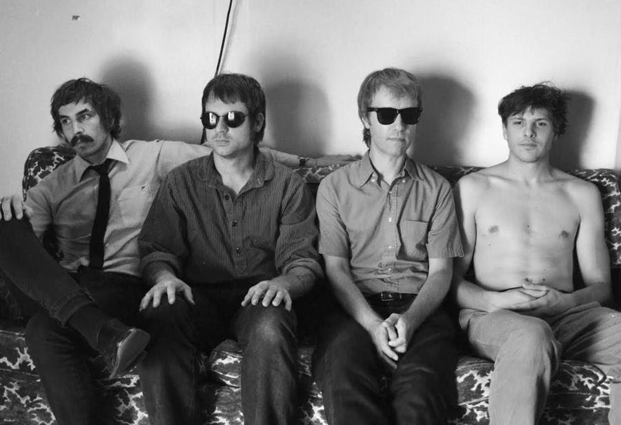 Real Numbers are streaming their forthcoming release Wordless Wonder.