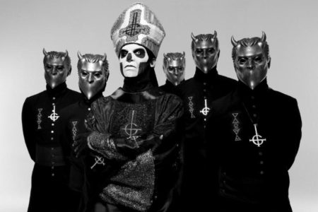 "Ghost release ""the Summoning VI The Proceedings Intensify"""