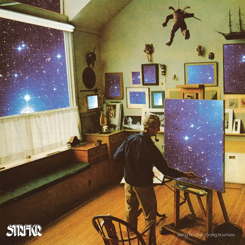 Matthew Wardell reviews 'Being No One, Going Nowhere', the new album from STRFKR (Polyvinyl)
