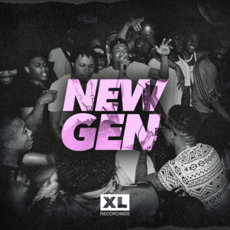 'New Gen' by Various Artists, the compilation of UK artists
