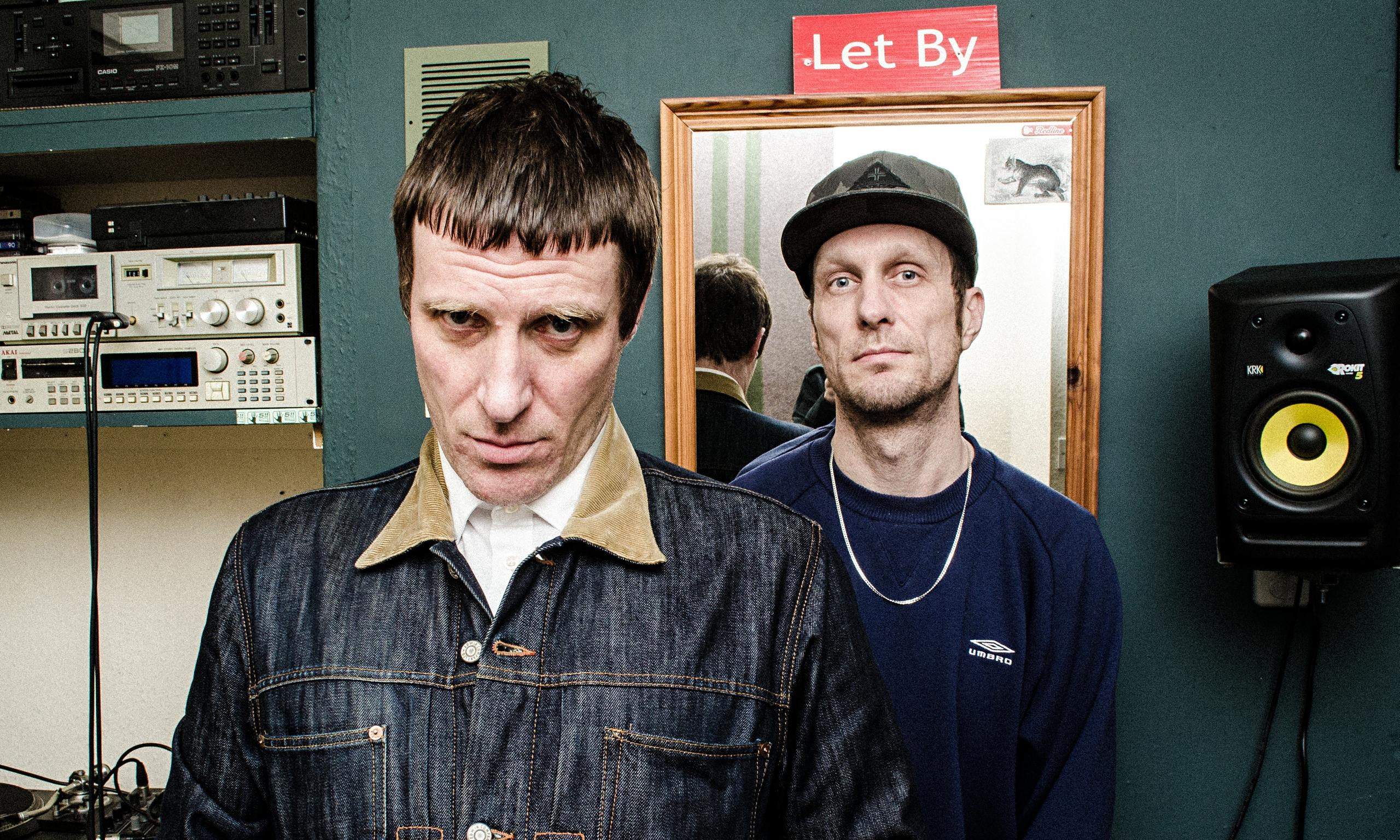 Sleaford Mods announce North American dates, starting, March 30th in Brooklyn,