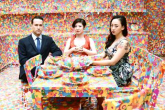 "Xiu Xiu announce tour in support of new album ""Forget"""