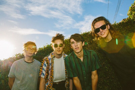 "Hippo Campus debut new single ""Monsoon"""