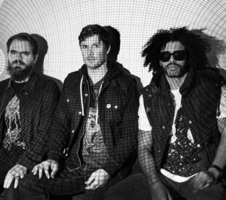 Clipping announce 2017 North American tour dates, perform 'Air 'Em Out' on Conan