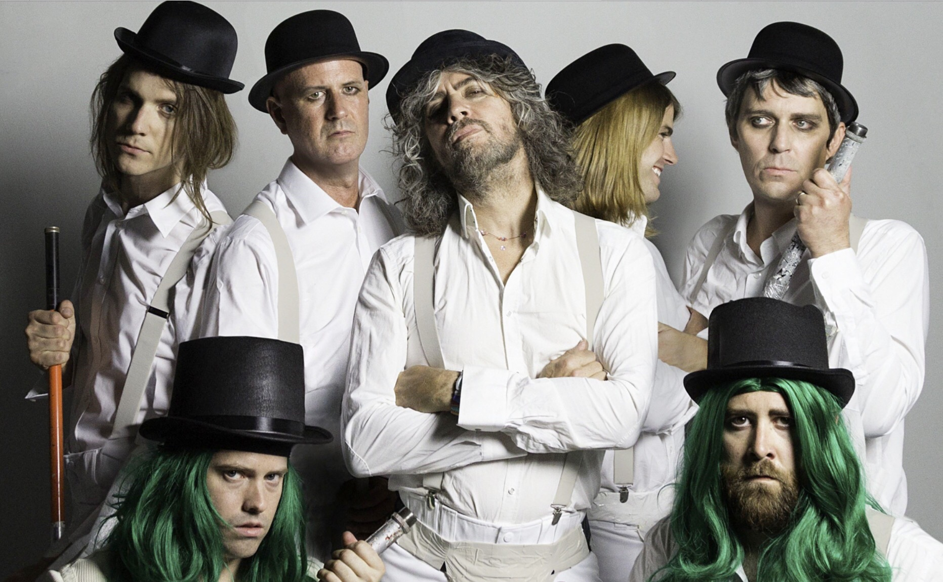 "The Flaming Lips Release Brand New Track And Video - ""How??"""