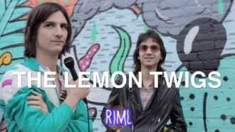 The Lemon Twigs guest on 'Records In My Life'.