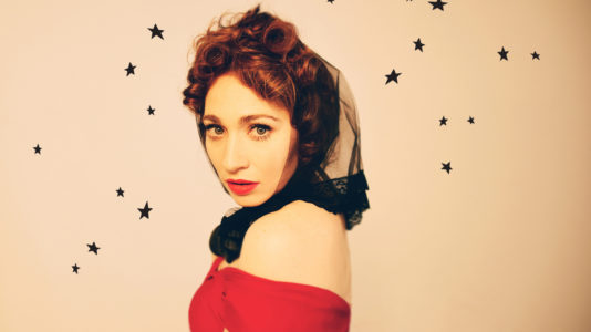 "Regina Spektor releases new video for ""Bleeding Heart"""