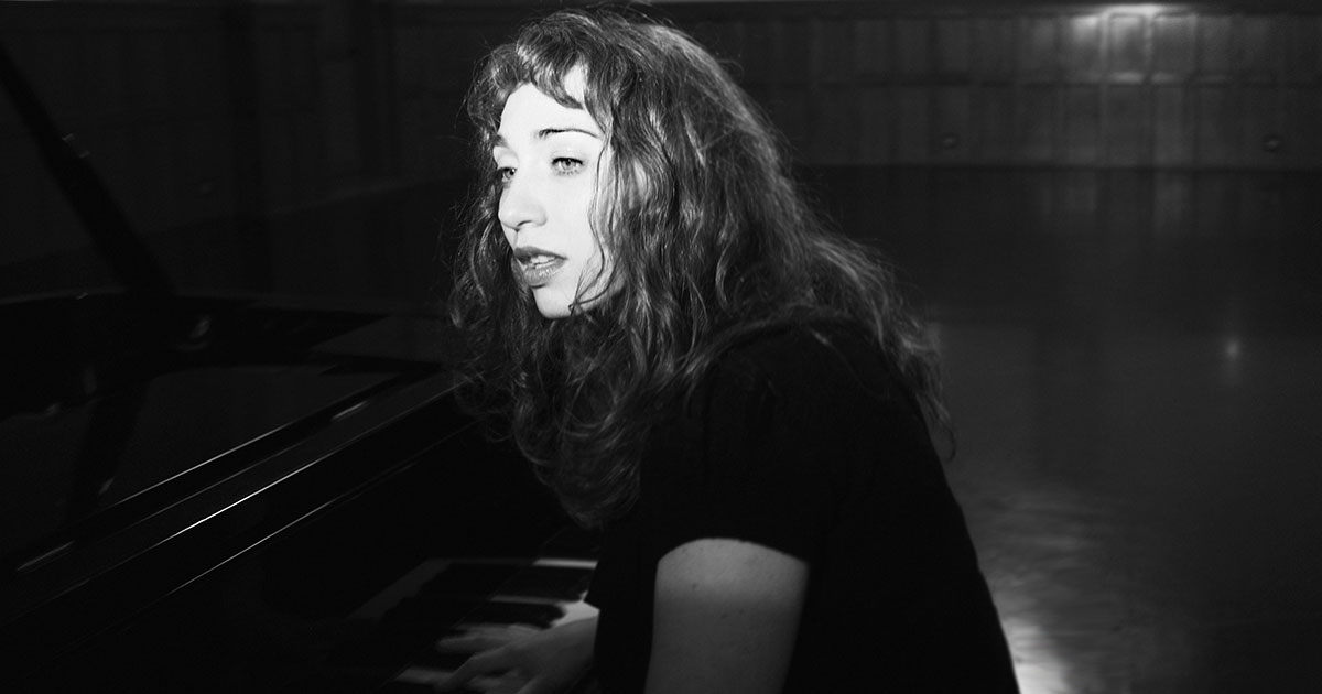 "Regina Spektor debuts new video for ""Trapper and Furrier""."