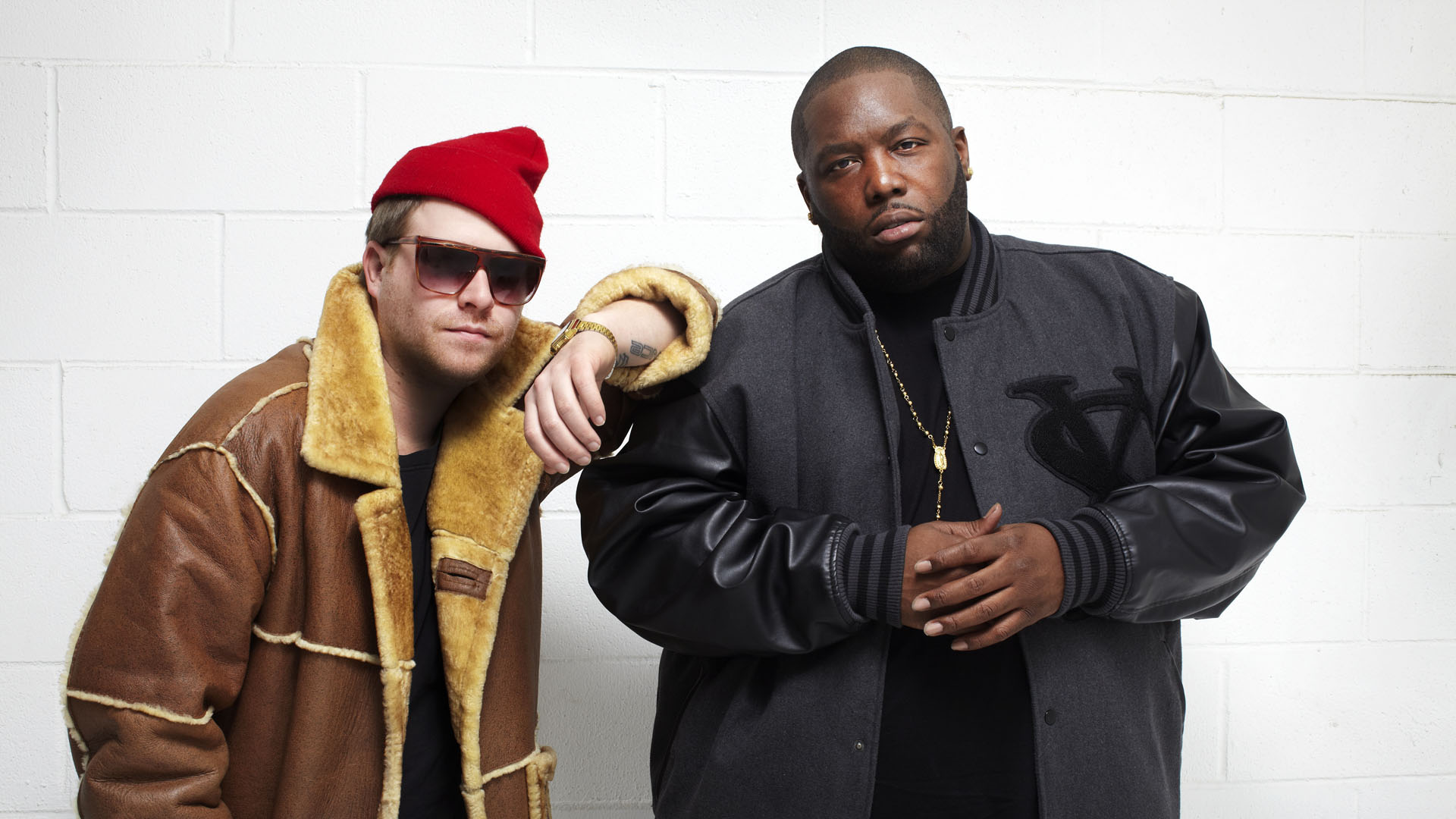 Run The Jewels announce new North American dates.