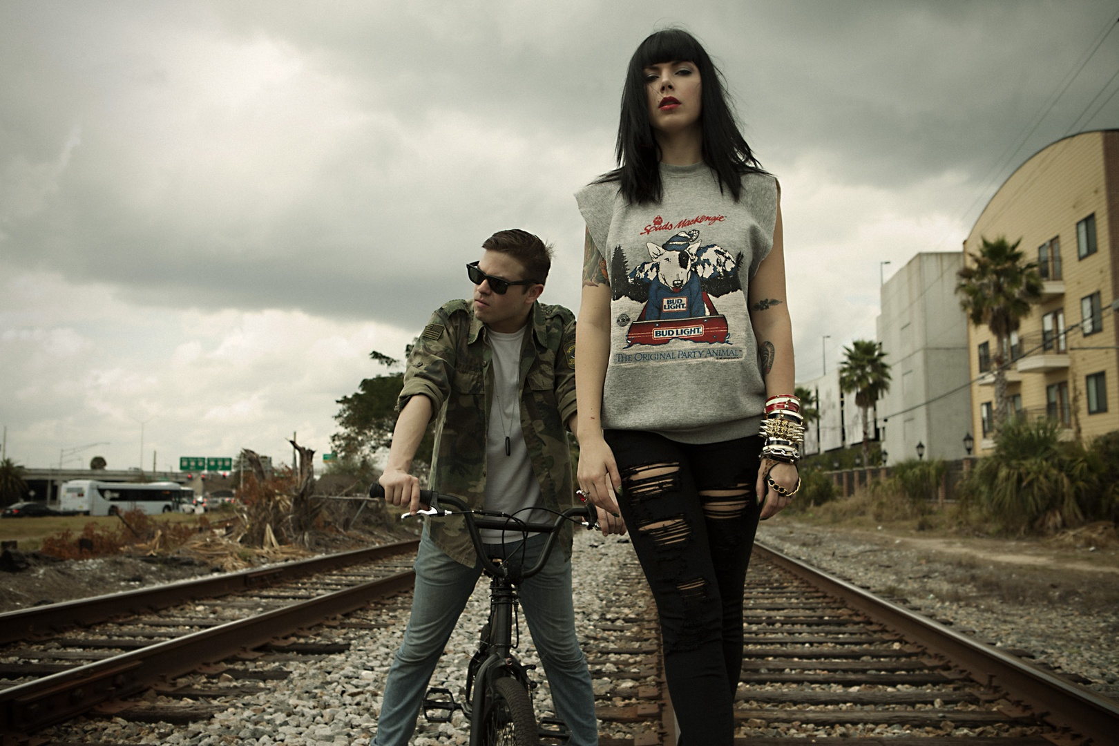 Our interview with Alexis from Sleigh Bells, the bands forthcoming release 'Jessica Rabbit', comes out November 11th.