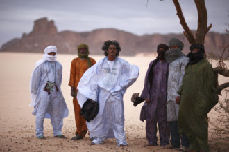Tinariwen announce new tour dates.