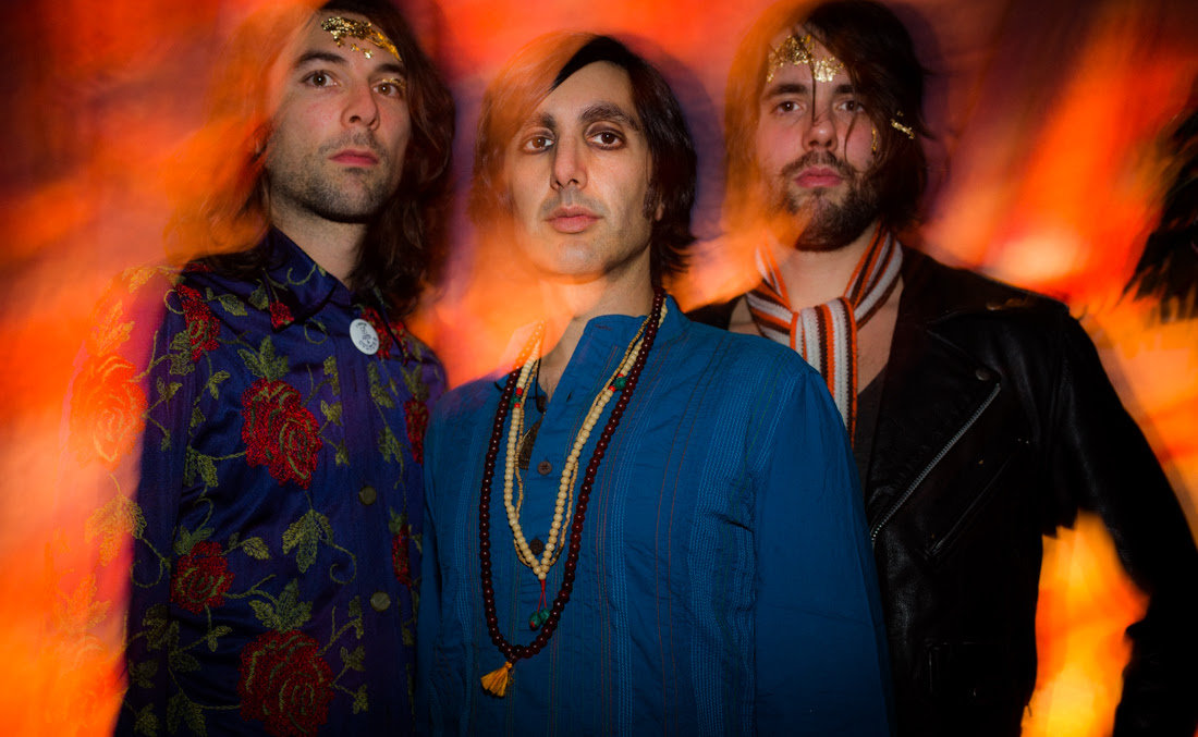 """Elephant Stone reveal """"See The Light"""" video, new album 'Ship of Fools' out now through Burger Records"""