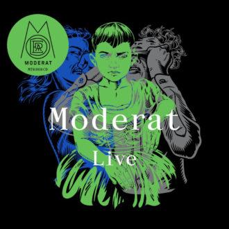 Moderat announces live album