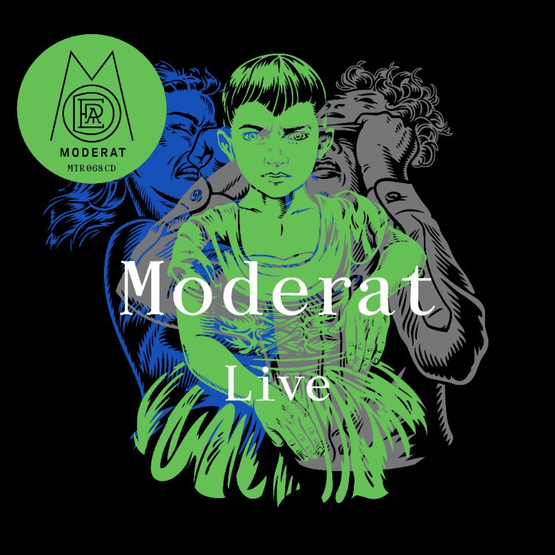 Moderat announces live album