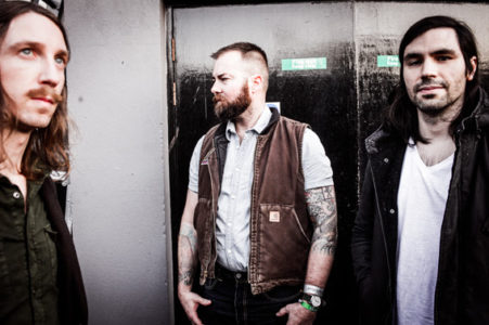 Russian Circles announce new winter European dates, with Cloakroom