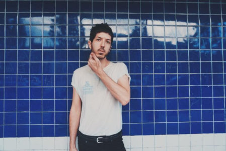 "Blond Ambition (Brian Harding of Ex Cops) premieres video for ""Shasta"""