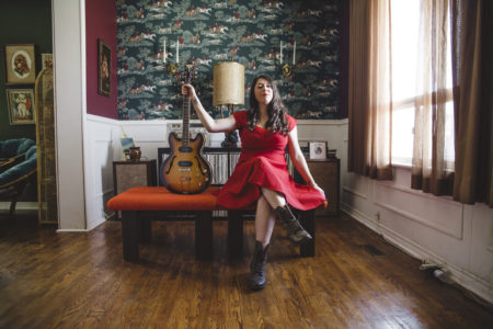 """Northern Transmissions' 'Video of the Day' is """"All Alone"""" by Terra Lightfoot, taken from her sophomore LP 'Every Time My Mind Runs Wild'"""