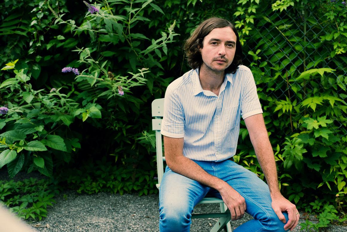 Martin Courtney Shares Video For 'Asleep', New York City Show with Eleanor Friedberger
