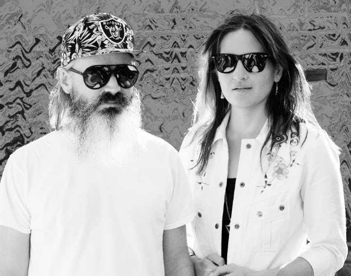 Moon Duo announce 'Occult Architecture Vol. 1', the full-length comes out on February 3rd via Sacred bones.
