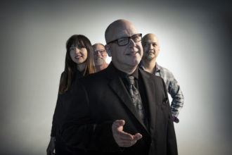 """Paz Lenchantin directs Pixies' new video for """"Classic Masher""""."""