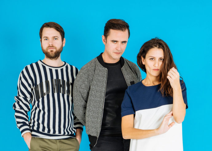 "Dragonette debut new single and title-track ""Royal Blues"""
