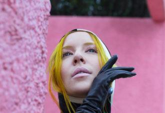 "Austra announces dates with The Range, and Ikonika remix of ""Utopia"""