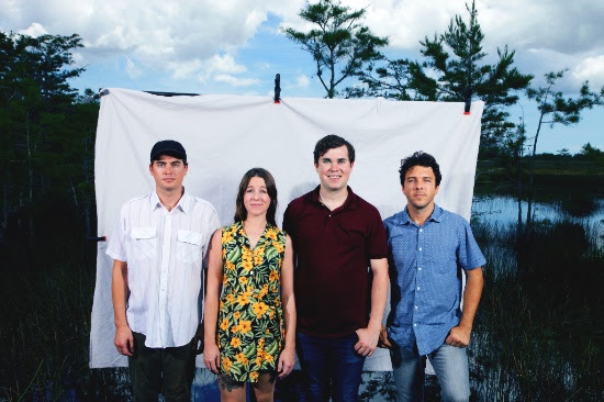 Surfer Blood Announces New Album 'Snowdonia,'