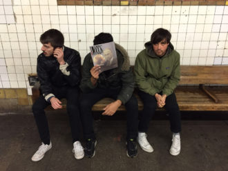 """Heat share new single """"Sometimes"""", the track is off their forthcoming LP 'Overnight'"""