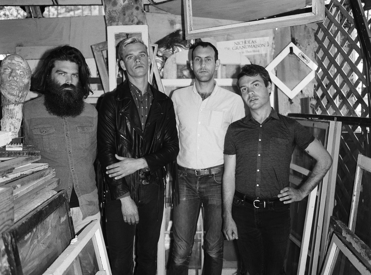 """Preoccupations are closing out 2016 with a video of epic proportions, unleashing the visual accompaniment for """"Memory."""""""