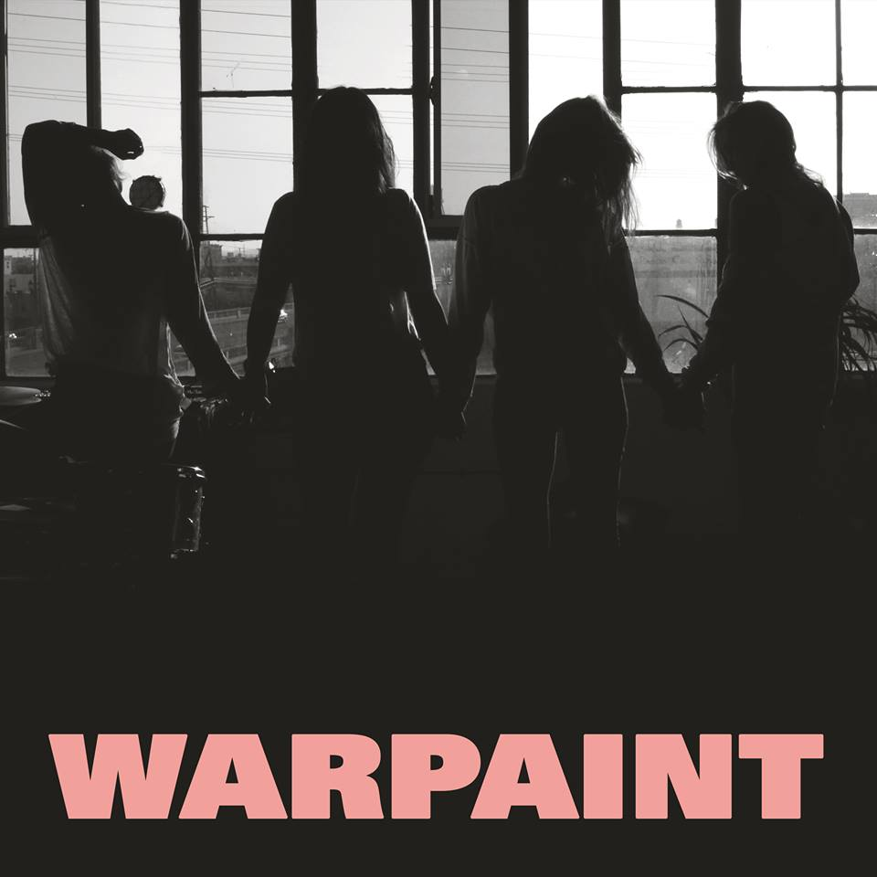 """Warpaint perform """"New Song"""" on The Tonight Show Starring Jimmy Fallon, 'Heads Up' out now on Rough Trade"""