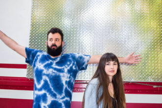 Our interview with CLAVVS. The atlanta duo's new LP 'World Underwater', drops 3/24.