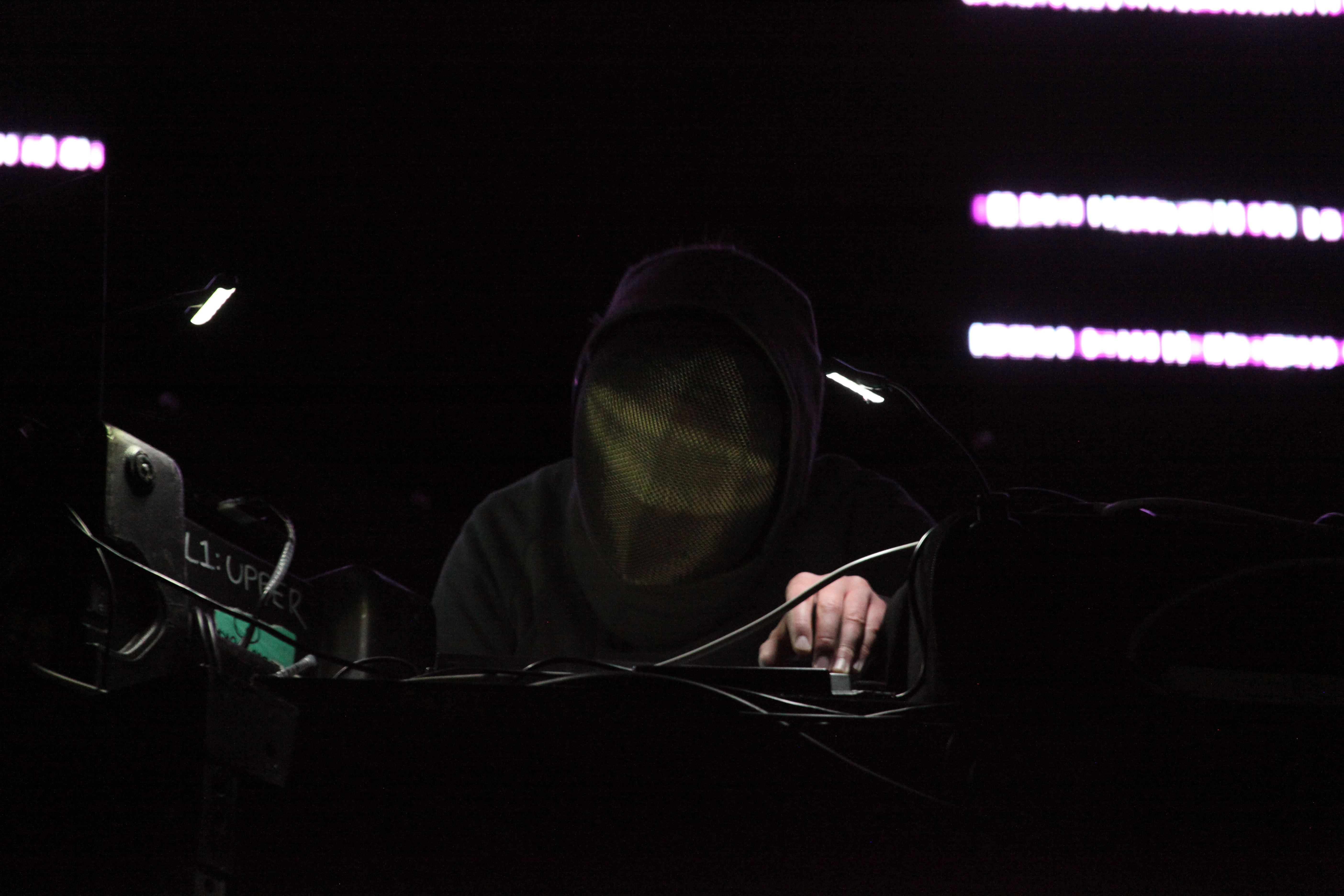 Squarepusher at Day For Night by Eric Stevens