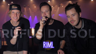 RÜFÜS DU SOL gust on 'Records In My Life'. Some of their picks include LPs by Moby and Radiohead