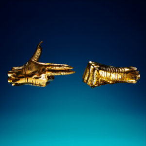 'Run The Jewels 3' by Run The Jewels, album review by Matthew Wardell.