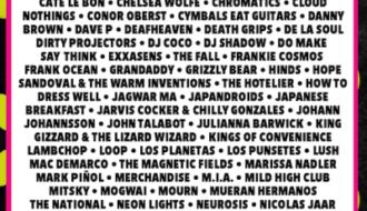 Primavera Sound 2017 announces schedule.