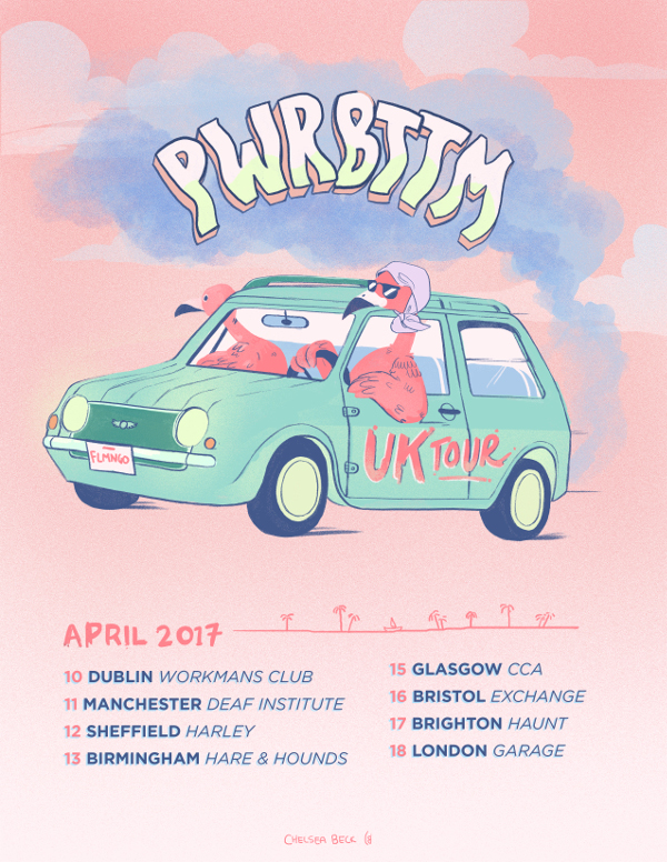 PWR BTTM announce spring UK tour dates, sophomore album due out in 2017 through Polyvinyl