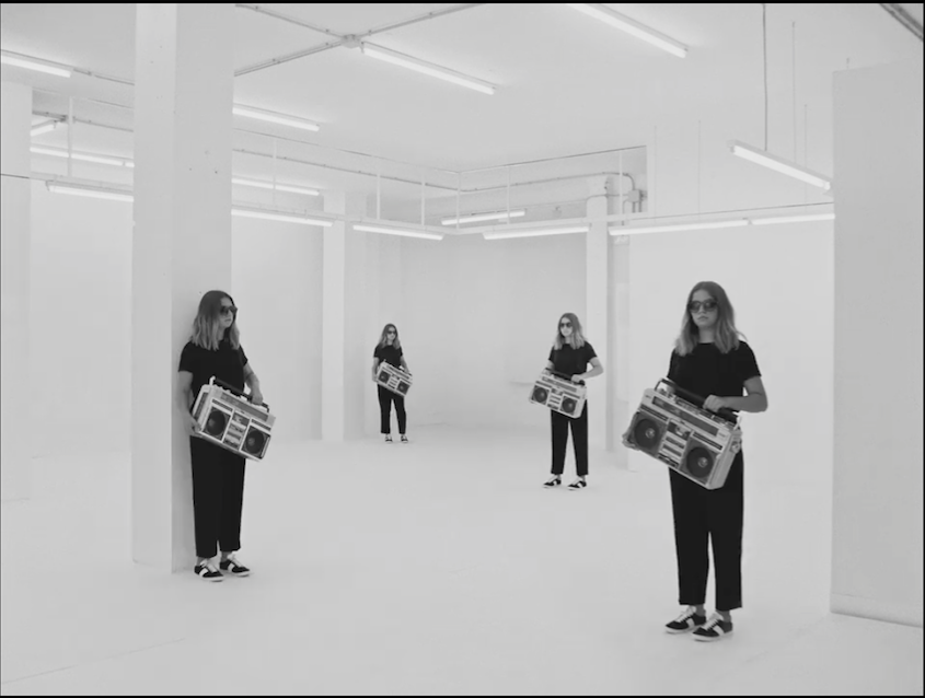 "MOURN Share new video for ""Irrational Friend"". The track is off their sophomore LP 'Ha Ha He',"
