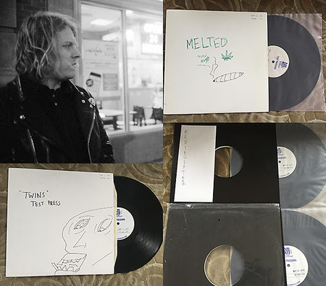 Ty Segall auctions test pressings of 'Manipulator,' 'Twins,' and 'Melted' with all proceeds going to charity